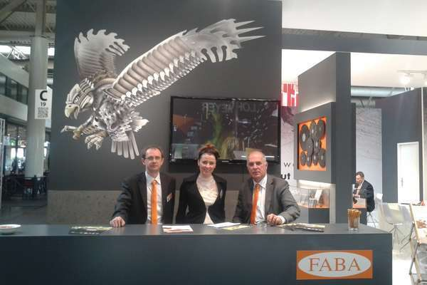 Инструменты FABA совместное фото