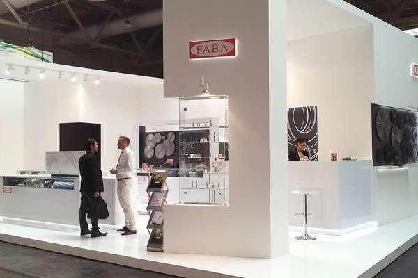 Инструменты FABA выставка 4