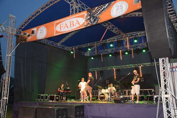 Инструменты FABA концерт