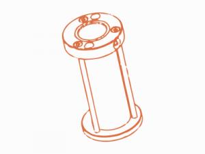 Гидровтулка FABA типа TH для монтирования