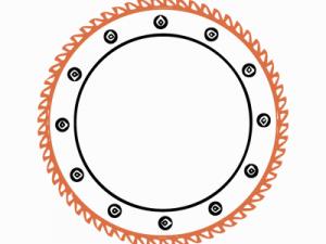 Делительные кольца FABA