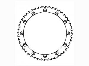 Пильные кольца FABA