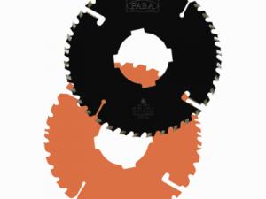тонкие пилы FABA GM/GS с боковыми ножами