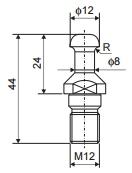 Хвостики FABA ISO для оправок
