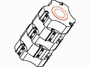 Фрезерная головка FABA 1100-4