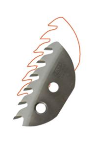 Сегменты для дробилок FABA PI-542