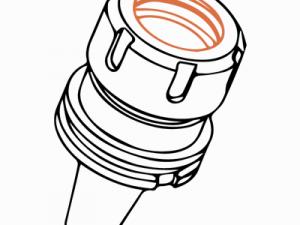 Оправка фрезерная FABA ISO 30