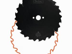 Строительной пила FABA PI-550