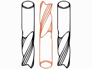 Спиральные фрезы FABA THM-04 L