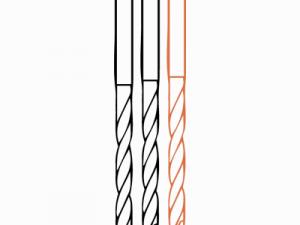 Сквозные специальные сверла FABA WP-36
