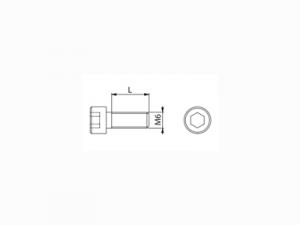 Винт FABA SC-01 для монтирования фрез